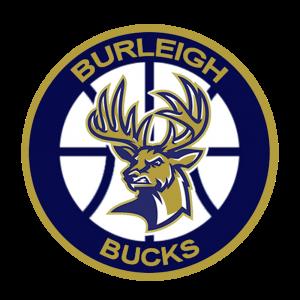 Burleigh Bucks Basketball Logo