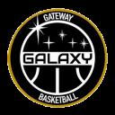 Gateway Galaxy Basketball Logo