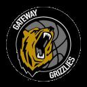 Gateway Grizzlies Basketball Logo