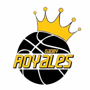 Oadby Royales Basketball Logo