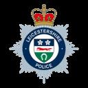 Leicester Police Basketball Logo