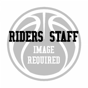 Leicester Riders Staff Basketball Logo