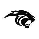 Uppingham Panthers Basketball Logo