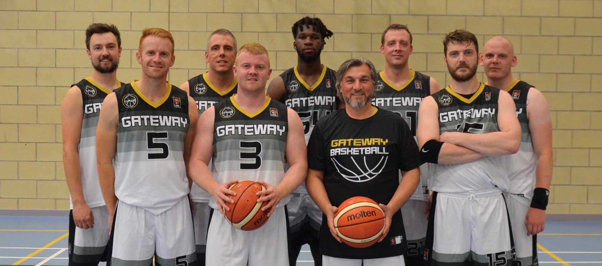 Leicesterbasketball Senior Mens League