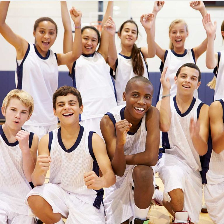 Minis and Junior Basketball