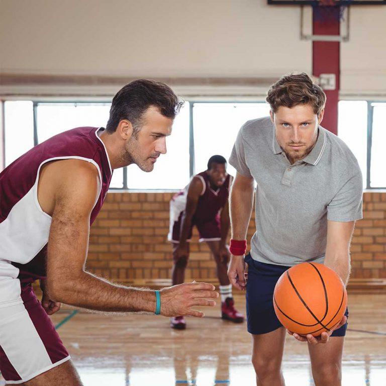 Walking Basketball